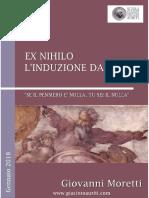 Ex Nihilo - L'induzione dal Nulla