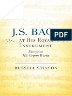 Bach at His Royal Instrument_ Essays on His Organ Works - Russell Stinson.pdf