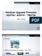 Panduan Update Firmware AS4741 TM4740Z