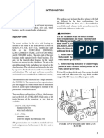 Drive Axle, SPD Reducer and Differential