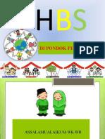 Phbs Pondok Pesantren Ppt