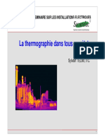La thermographie