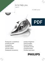 Philips Azur Performer GC3802/20