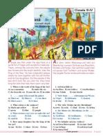 Revista Cangur Engleza Germana 2010 Cls 3-4