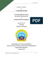 coffer dams pdf