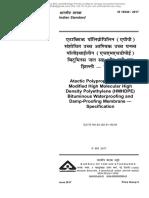 IS-16540 APP Membrane