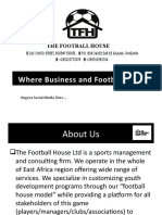 TheFootballHouse_WebSite_Template