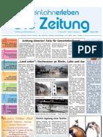 RheinLahnErleben / KW 02 / 14.01.2011 / Die Zeitung als E-Paper