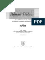 DESAFÍOS DE LAS POLÍTICAS CULTURALES EN LA CONSTRUCCIÓN DE PAZ
