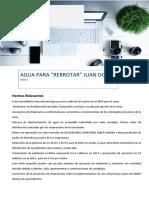 Agua para Rebrotar Juan Dolio A.docx