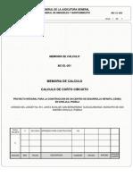 MC-EL-01 CORTO CIRCUITO JUDICATURA GENERAL