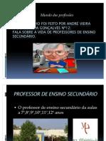 PROFESSOR DE ENSINO SECUNDÁRIO