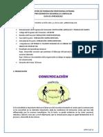 GUIA DE comunicación