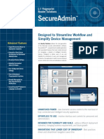 SecurAdminDatasheet