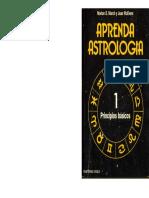 Aprenda Astrología Vol 1