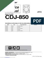 pioneer cdj850 service manual.pdf