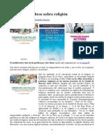 Tres nuevos libros sobre religión.docx
