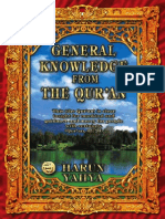 General Knowledge From The Qur'aan