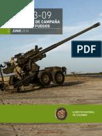 MCE 3-09 ARTILLERIA DE CAMPAÑA Y APOYO DE FUEGOS.pdf