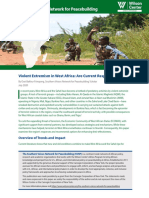 Violent Extremism in West Africa Are Current Responses Enough