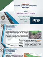 Fundamentos erosion