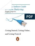 Penguin Authors Guide to Online Marketing Summer 2008