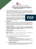TERMINOS DE REFERENCIA - ASISTENTE TECNICO