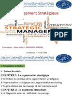 256waj-Management Stratégique-Chapitre2-Pr. EL AMRANI-2020