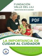 Cuidando al Cuidador - Valle Lili