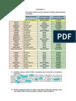 Untitled document trabajo de ortografía