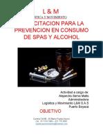 CHARLA CONSUMO DE SUSTANCIAS PSICOACTIVAS