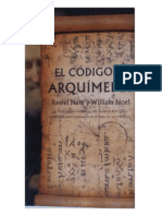 El Codigo de Arquimedes - Reviel Netz y William Noel