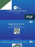 Webinar Easy Harmony GXU-Basadi