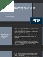 An Urban Design analysis of Kolkata