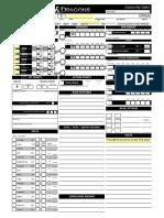 D&D 3.5 Character Sheet 1