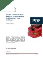 Escuela Comunitaria de Talentos en Aprendizaje de Máquina y Vida Artificial ECOTAMVAR