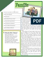 Meine Familie Arbeitsblatter Bildbeschreibungen Leseverstandnis