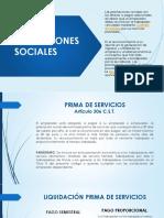 presentanción seguridad social CLASE 1