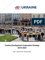 Ukraine - USAID Country Development Cooperation Strategy 2019-2024
