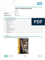 SB Priority III APP2687 Victaulic rubber