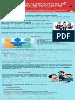 Actividad 1 - Sensibilización de saberes sobre los mecanismos alternativos de resolución de conflictos