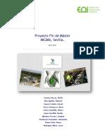 Proyecto Fin de Máster MIGMA, Sevilla