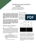 Practica 2 – Simulaciones para Matlab y Simulink