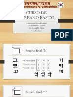 Consonante final