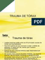 traumatismo toracico 2