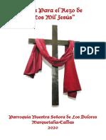 Rezo de los Mil Jesús 2020