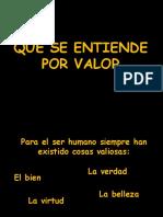 QUE_ES_VALOR