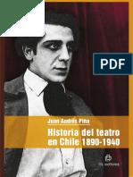 Historia del teatro en Chile 1890-1940 - Pina, Juan Andres.pdf
