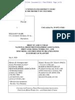 NPPA Et Al Amicus Brief