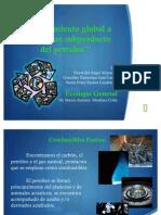 Ecologia - Pretroleo,Cambio Cli